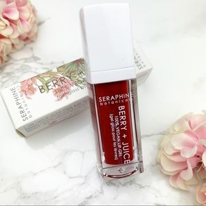 ⭐️2 for $15⭐️ Seraphine Vegan Lip Gel In cherry